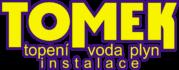 Tomek instalace Logo